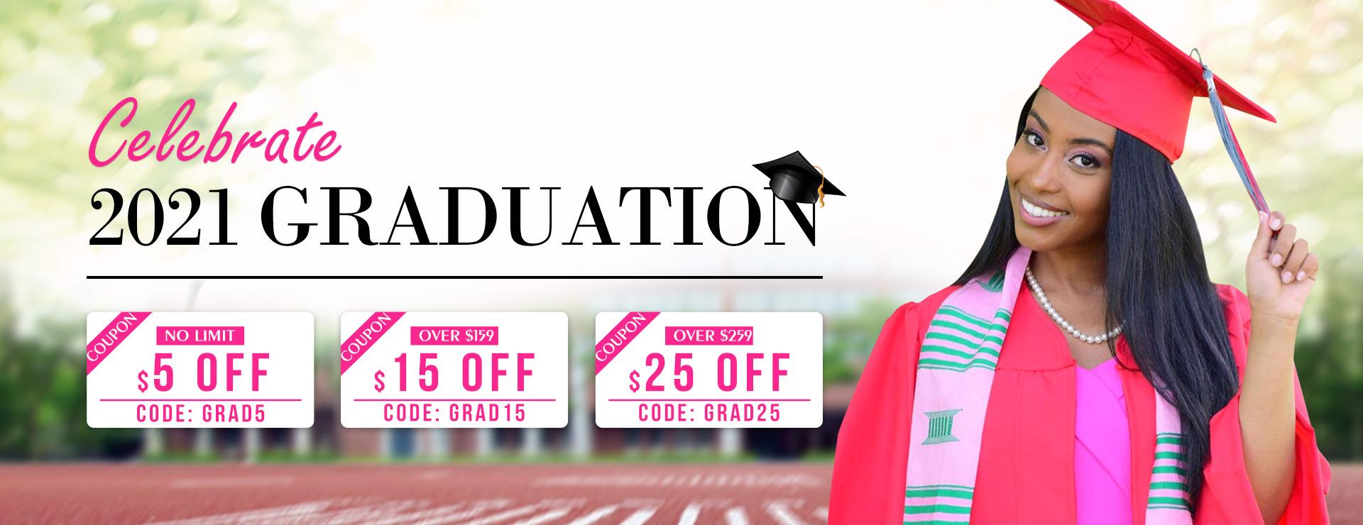 Graduation Season Sale