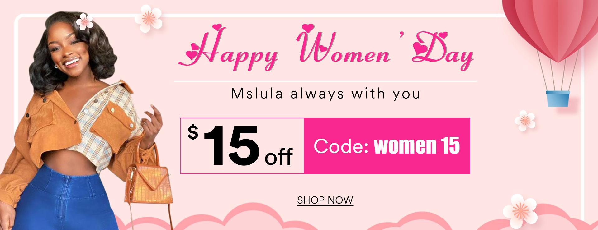 Happy Women's Dday