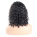 Virgin Human Hair Deep Wave BOB T Part Wig