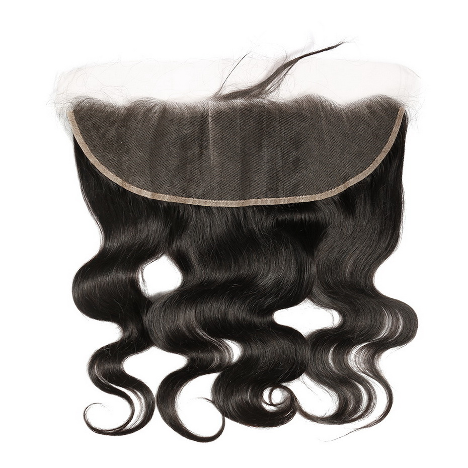 Virgin Hair Body Wave 13x4 HD Lace Frontal Closure