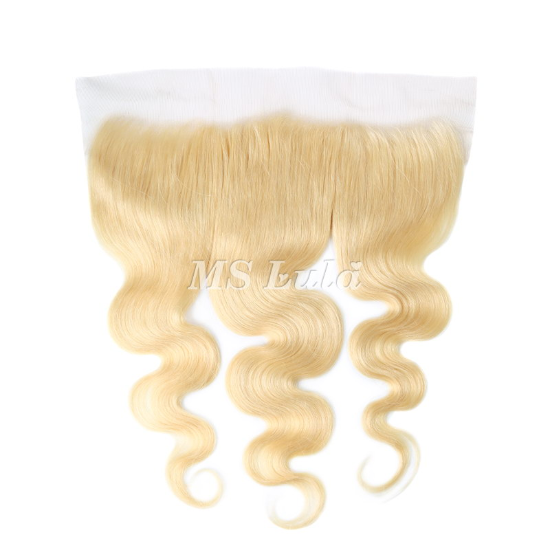 4X13 613 Virgin Hair Body Wave Lace Frontal