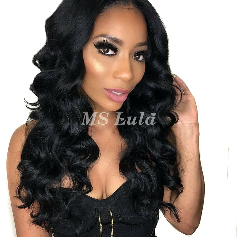 360 lace wig with 250 density big curl
