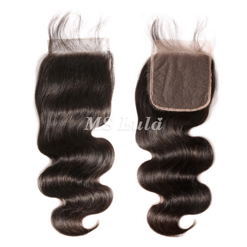 5x5 Virgin Hair Body Wave Lace Closure