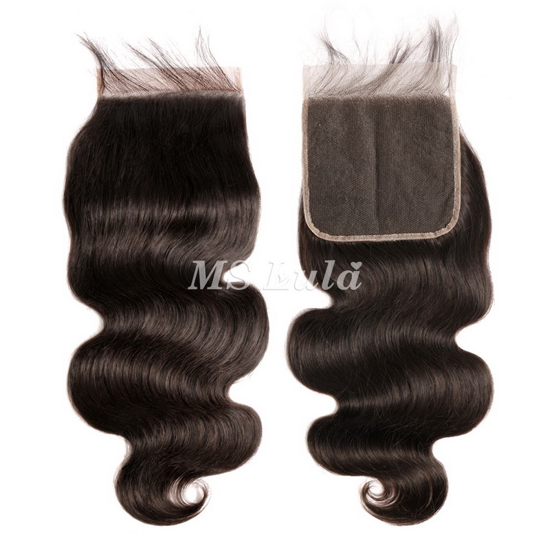 6X6 Virgin Hair Body Wave Lace Closure