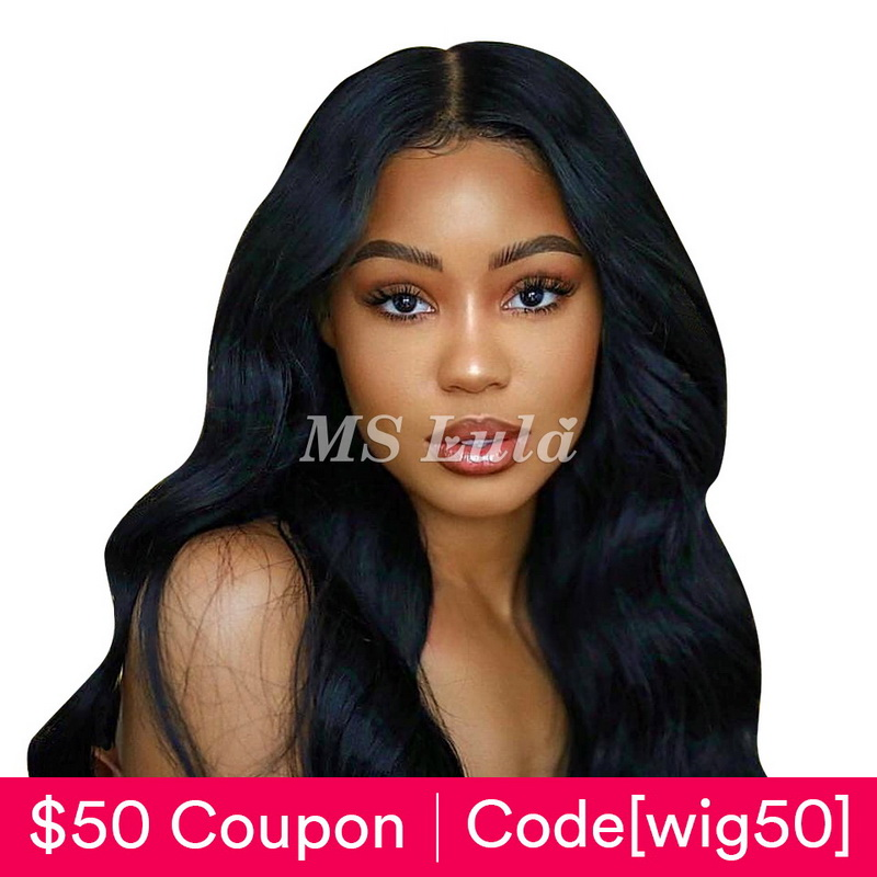 Virgin Human Hair 13x6 Body Wave Lace Front Wigs