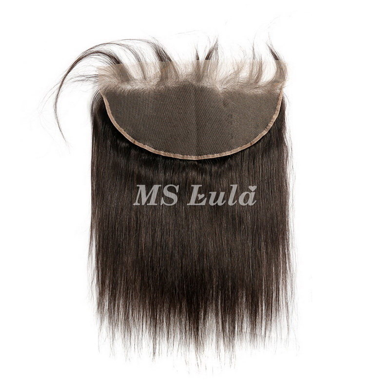 13x6 virgin hair straight lace frontal closure