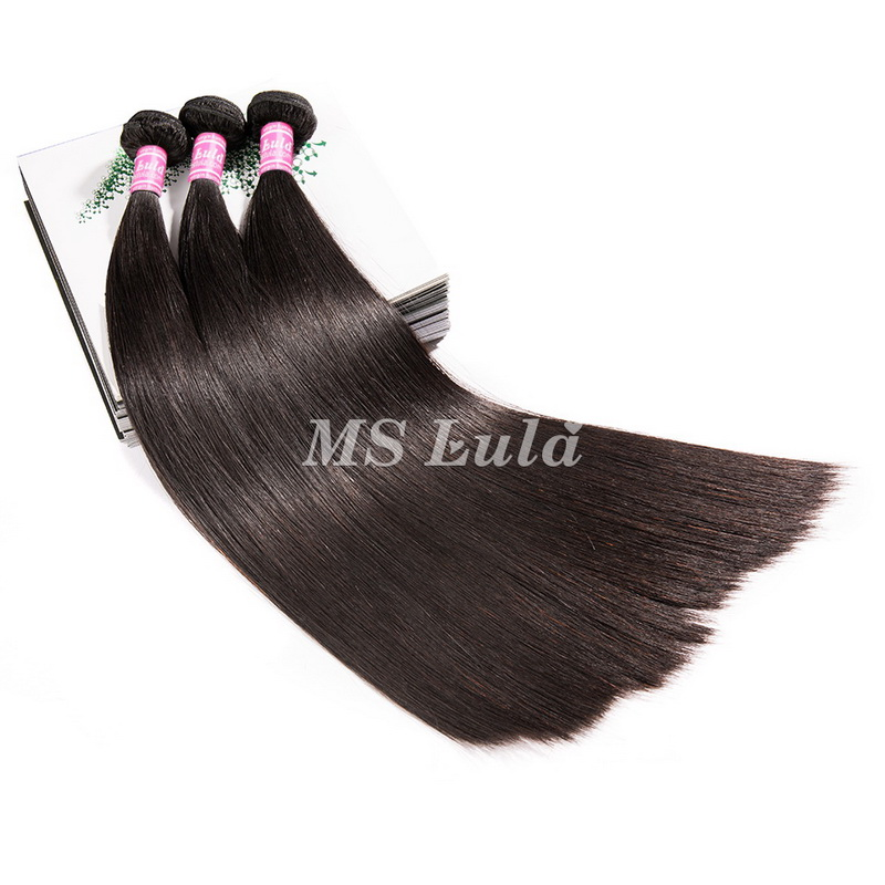 natural straight human hair bundles
