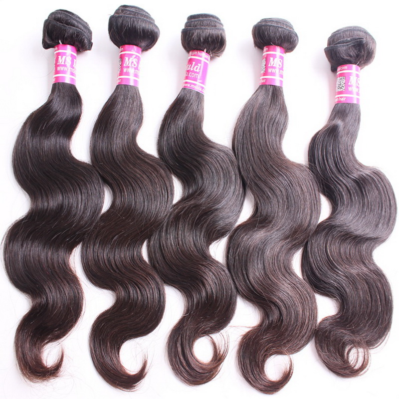 Virgin Hair Bundles Body Wave 5pcs